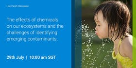 The effects of chemicals on our ecosystems and the challenges of identifying emerging contaminants