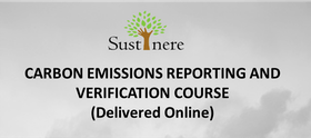 Carbon Emissions Reporting and Verification Course (Online)