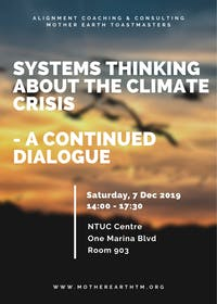 Systems Thinking About the Climate Crisis