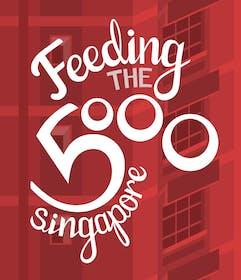 Feeding the 5000 Singapore