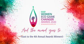 GGEF Women Eco Game Changer Awards Ceremony 2020