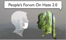 People's Forum on Haze 2.0