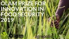 2019 Olam prize for innovation in food security