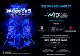 Water Digest Water Awards 2017-18