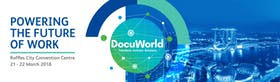 Docuworld 2018: Powering the future of work