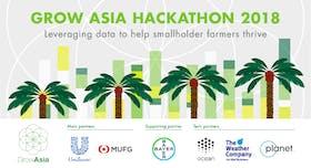 Pre-Hackathon Workshop: Grow Asia Hackathon 2018