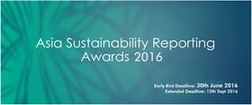 Asia Sustainability Reporting Awards 2016