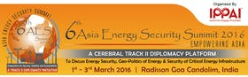 6th Asia Energy Security Summit 2015