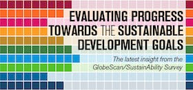Evaluating SDG Progress: Highlights from a GlobeScan/SustainAbility Survey