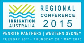 Irrigation Australia Regional Conference 2015