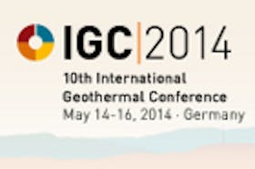 10th International Geothermal Conference