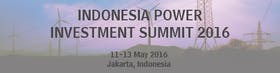 Indonesia Power Investment Summit 2016