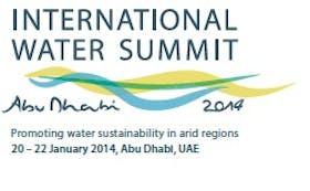 International Water Summit 2014