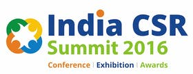 India CSR Summit and CSR Partnerships Exhibition 2016