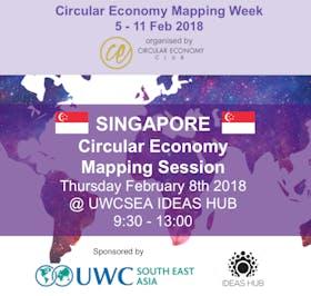 Circular Economy Mapping Session Singapore