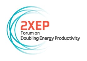 Forum on Doubling Energy Productivity (2XEP)
