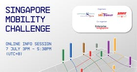 Singapore Mobility Challenge 2020: Online Info Session