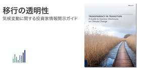RI Asia 2017: Green Finance & Investment and Asia launch of Transparency in Transition: A Guide to Investor Disclosure on Climate Change
