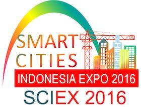 Smart Cities Indonesia Expo (SCIEX 2016)