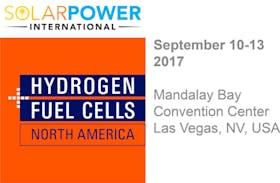 Hydrogen + Fuel Cells NORTH AMERICA at SOLARPOWER International