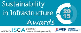 2015 Sustainability in Infrastructure Awards