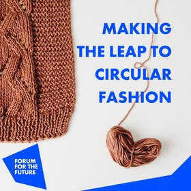 Making the leap to circular fashion: Insights from manufacturing partners of the Circular Leap Asia programme