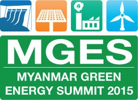 Myanmar Green Energy Summit 2015
