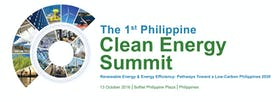 The 1st Philippine Clean Energy Summit