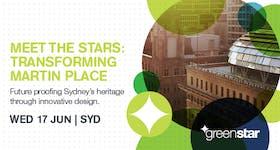 Meet the Stars: Transforming Martin Place