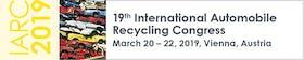 19th International Automobile Recycling Congress IARC 2019