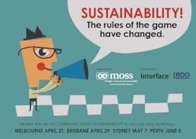 Master the Art of Communicating Sustainability 1-day Workshop - Melbourne