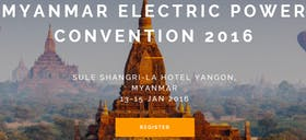 3rd Myanmar Electric Power Convention 2016