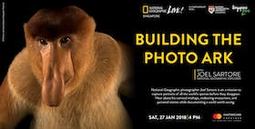 National Geographic LIVE! Presents: Building the Photo Ark with Joel Sartore
