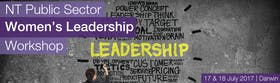 NT Public Sector Women's Leadership Workshop