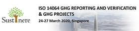 ISO14064 GHG Reporting & Verification and GHG Projects