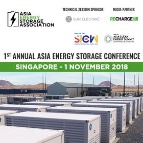 Annual Asia Energy Storage Conference