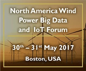 North America Wind Power Big Data and IoT Forum