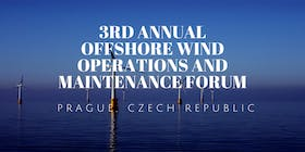 3rd Annual Offshore Wind Operation and Maintenance Forum