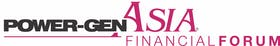 POWER-GEN Asia Financial Forum