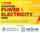 5th Annual Philippines Power & Electricity Week