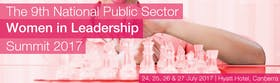 The 9th National Public Sector Women in Leadership Summit 2017