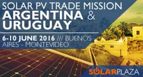 Solar PV Trade Mission Argentina & Uruguay