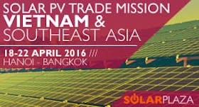 Solar PV Trade Mission Vietnam & Southeast Asia