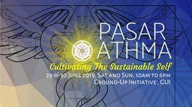 Pasar Athma - Cultivating the Sustainable Self