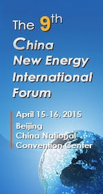 The 9th China New Energy International Forum
