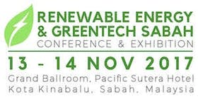 Renewable Energy & GreenTech Sabah 2017 (REGTech2017) Conference & Exhibition