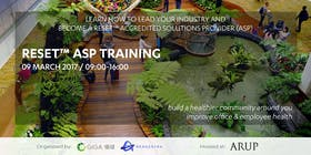 RESET™ Accredited Solutions Provider Training (UK)