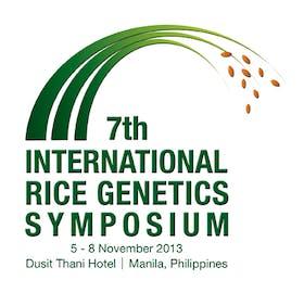 7th International Rice Genetics Symposium (RG7)