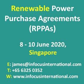 Renewable Power Purchase Agreements (RPPAs)