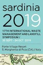 Sardinia 2019—17th International Waste Management and Landfill Symposium